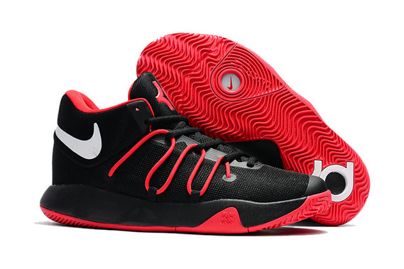 Cheap Wholesale Nike Zoom KD Trey 6 Red White Black