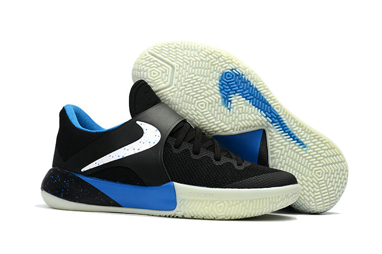 Cheap Wholesale Nike Zoom Live 2017 Kay Yow Black Blue White
