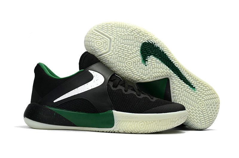 Cheap Wholesale Nike Zoom Live 2017 Kay Yow Green Black White