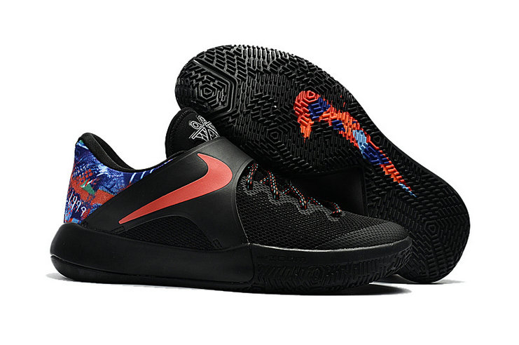 Cheap Wholesale Nike Zoom Live 2017 Kay Yow Orange Black Blue