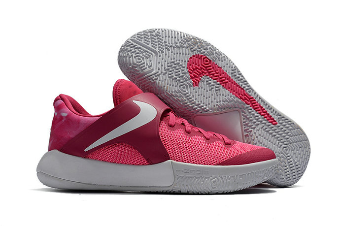 Cheap Wholesale Nike Zoom Live 2017 Kay Yow Pink White