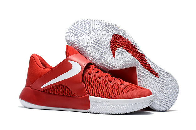 Cheap Wholesale Nike Zoom Live 2017 Kay Yow Red White