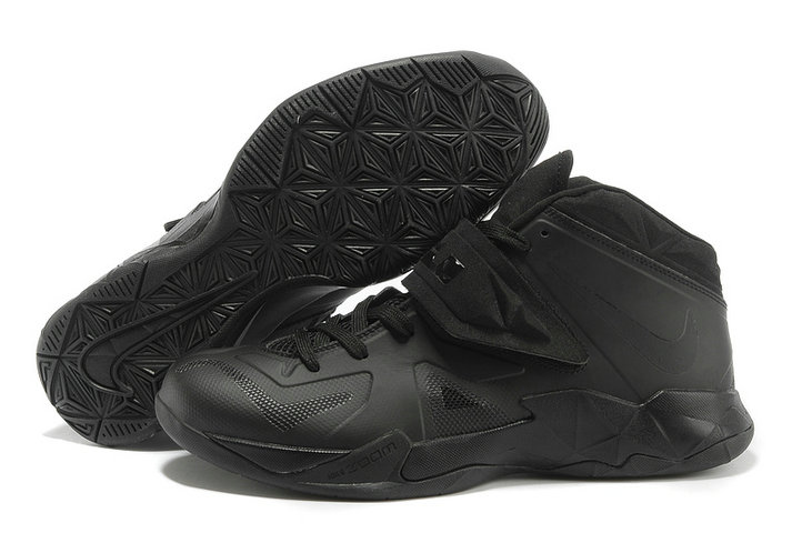 Cheap Wholesale Nike Zoom Soldier VII Black
