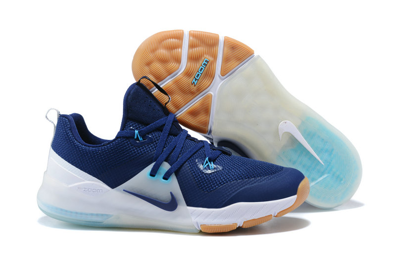 Cheap Wholesale Nike Zoom Train Command Blue White
