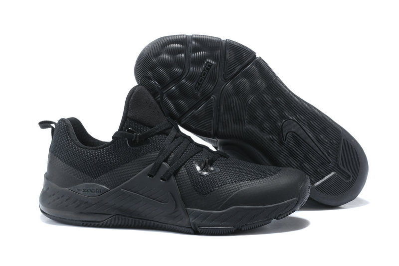 Cheap Wholesale Nike Zoom Train Command Total Black