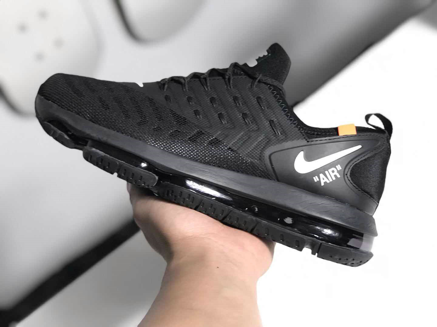 super specials official store super specials Cheap NikeLab Air Max 2019 OFF WHITE Total Black - China Wholesale ...