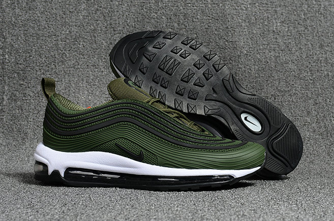 competitive price dfdb5 c1519 Cheap Wholesale NikeLab Air Max 97 Army Green Black White ...