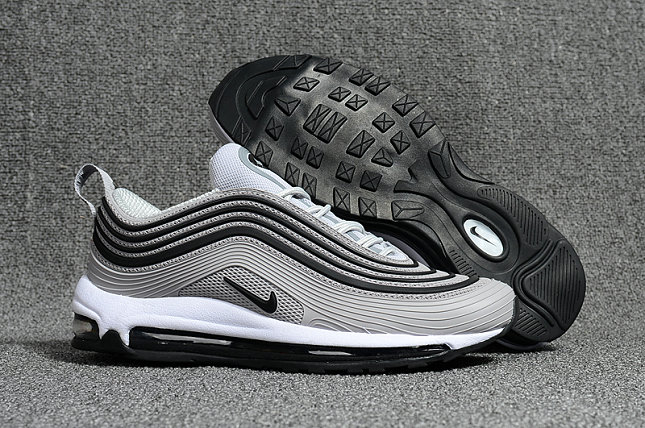Cheap Wholesale NikeLab Air Max 97 Grey White Black Air Max Sale