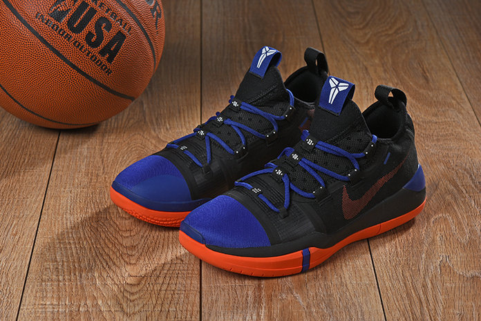 Wholesale Cheap Nikes Kobe A.D. Royal Blue Black Orange