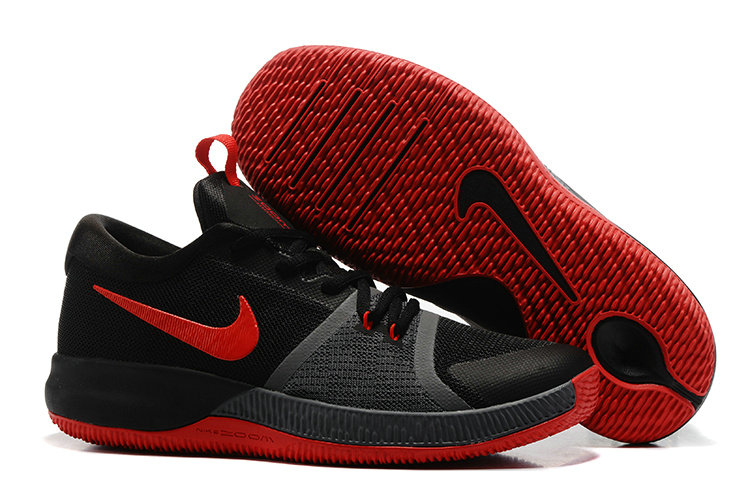 Cheap Wholesale Sale Nike Zoom PG 1 Mens Red Black