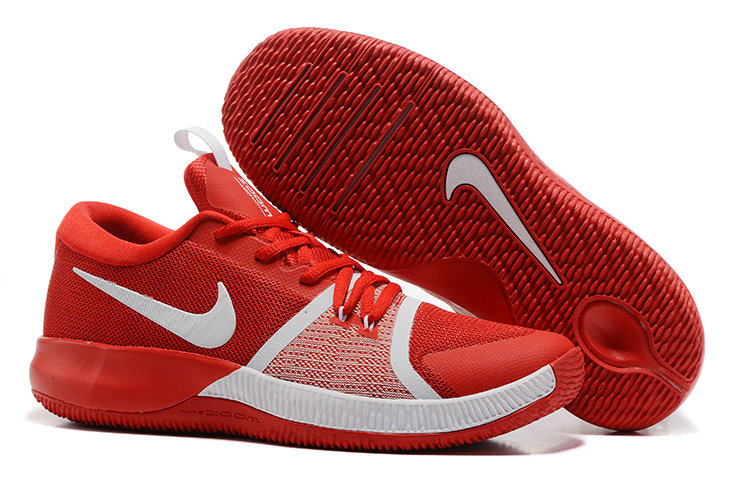 Cheap Wholesale Sale Nike Zoom PG 1 Mens Red White