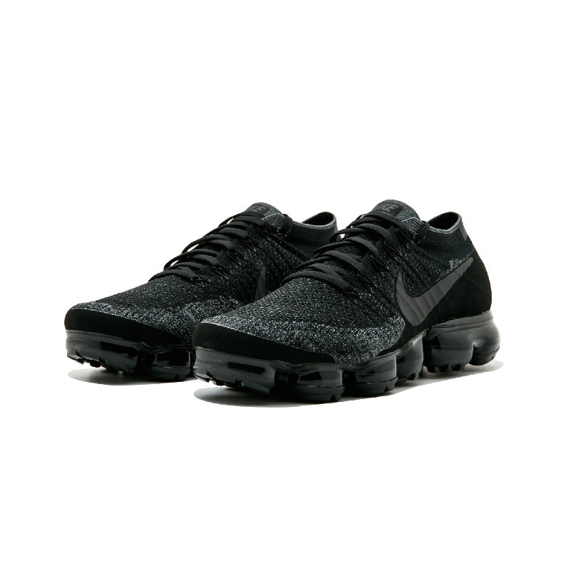 Cheap Wholesale Womens Nike Air VaporMax Flyknit BHM Black Grey