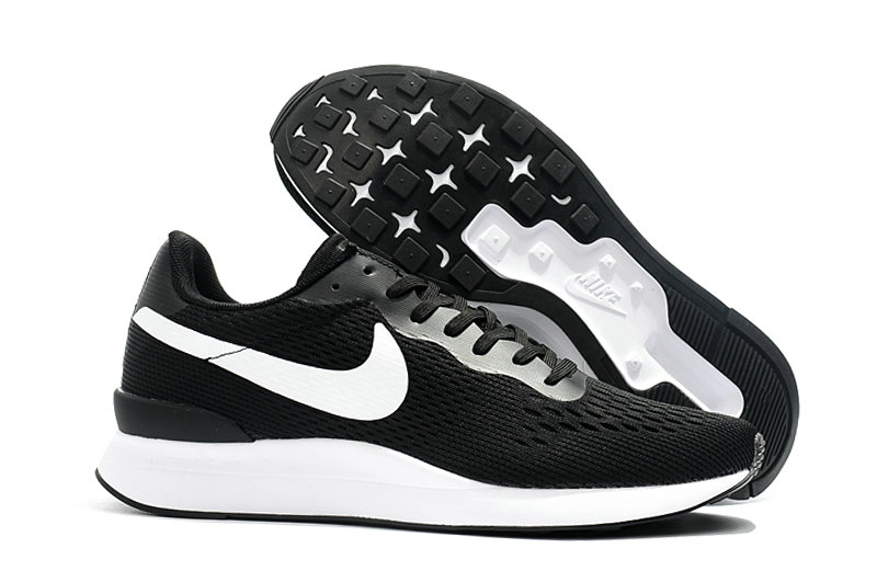 Cheap Womens Nike Internationalist LT 17 Black White