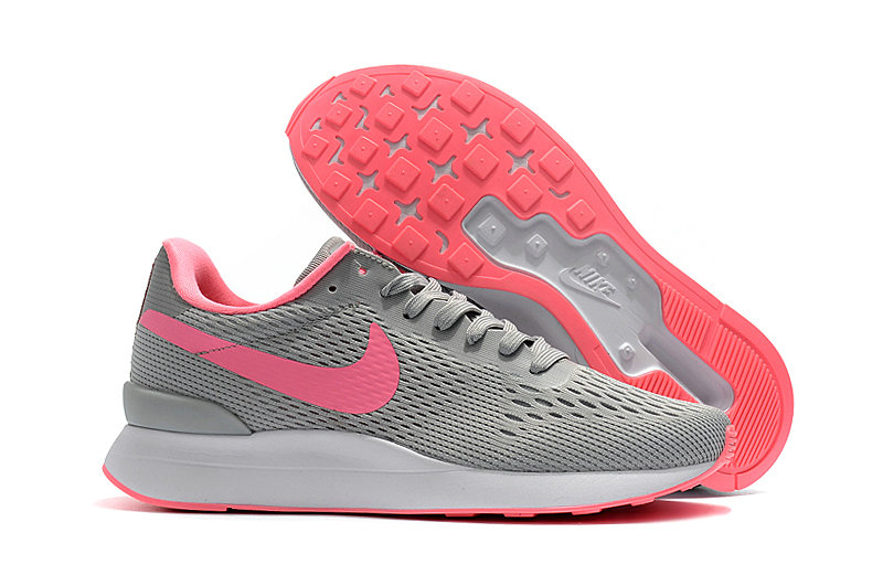 Cheap Womens Nike Internationalist LT 17 Pink Grey
