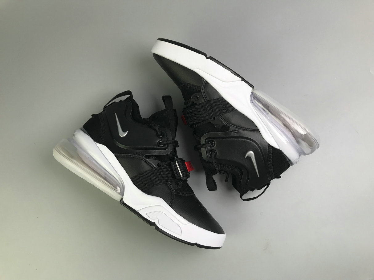 Cheap Wholesale Wholesale Cheap Wholesaleest Nike Air Force 270 AH6772-001 White Black