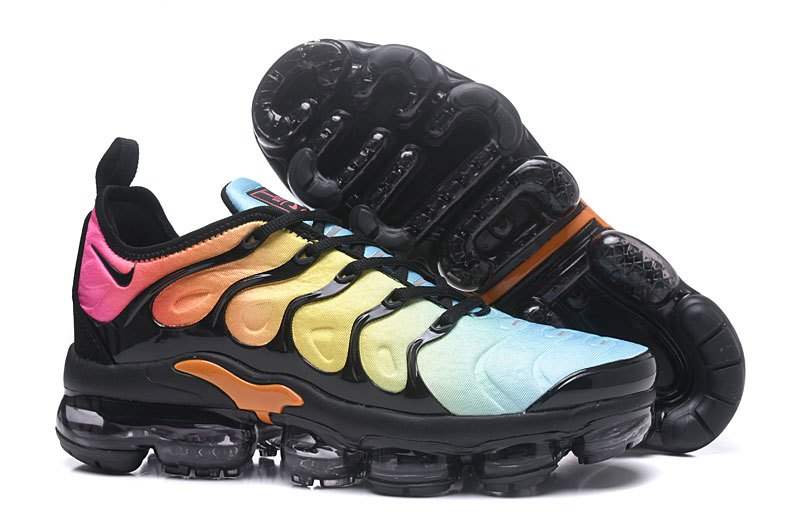 Cheap Wholesaleest Womens Nike Air VaporMax Plus Tropical Sunset AO4550-002 For Sale