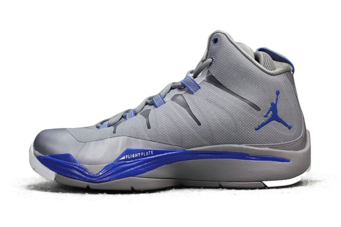 Jordan Super Fly 2 Grey Blue