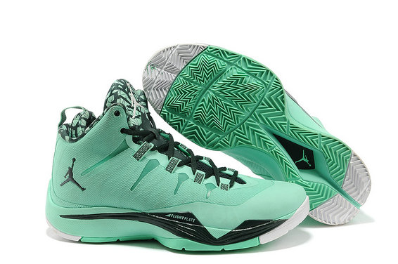 Jordan Super Fly 2 Mint Green