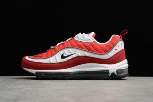 Cheap Wholesale Mens Nike Air Max 98 OG Gym Red AH6799-101 For Sale