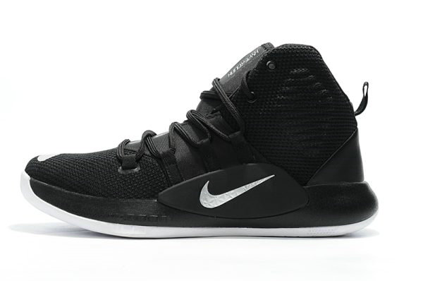 9a0c2c3d393a Cheap Wholesale Mens Nike Hyperdunk X 2018 Black Silver White Basketball  Shoes