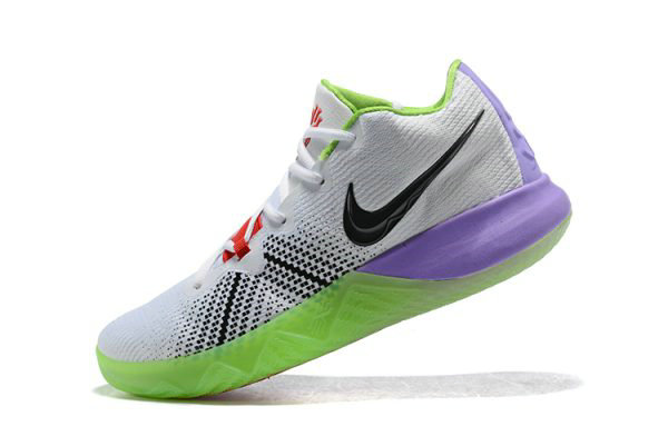 Cheap Wholesale Mens Nike Kyrie Flytrap White Black Red Purple Green Shoes Free Shipping