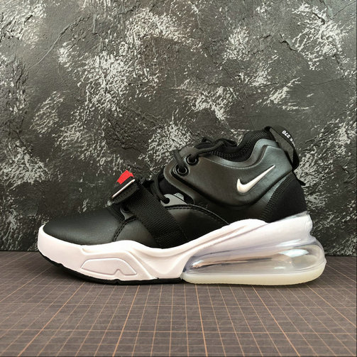 Cheap Wholesale NIKE AIR FORCE 270 CT16 QS AH6772-001 RED BLACK WHITE