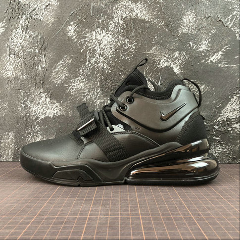 Cheap Wholesale NIKE AIR FORCE 270 CT16 QS AH6772-010 BLACK NOIR
