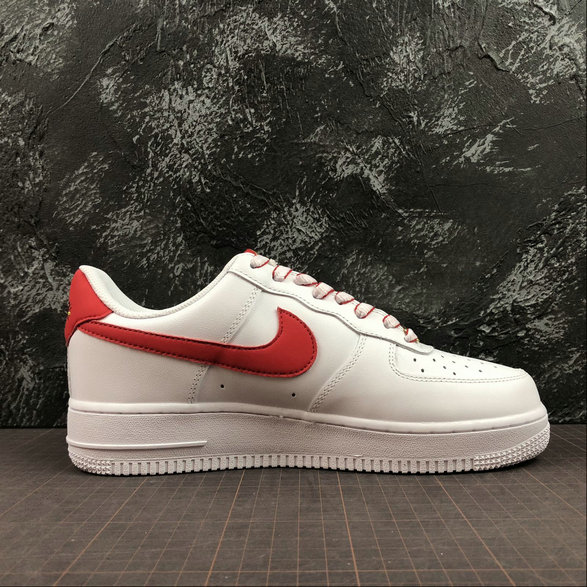 14484a5b1f06 Wholesale Cheap NIKE Air Force 1 07 LV8 Ultra Womens 315122-169 White Red  Gold