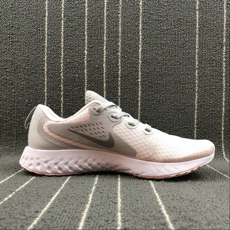 c2b567fcf2ad Wholesale NIKE EPIC REACT FLYKNIT WOMENS AA1626-006 LIGHT PINK SHALLOW JADE  ROSE PEU JADE