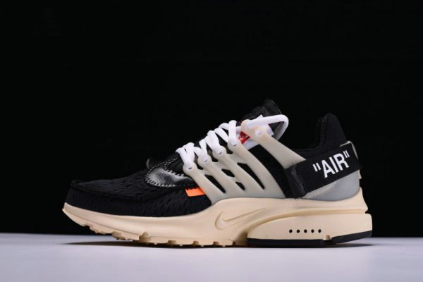 1c811977eb47 Cheap Wholesale New Off-White x Nike Air Presto x Virgil Abloh The Ten Black  Muslin AA3830-001