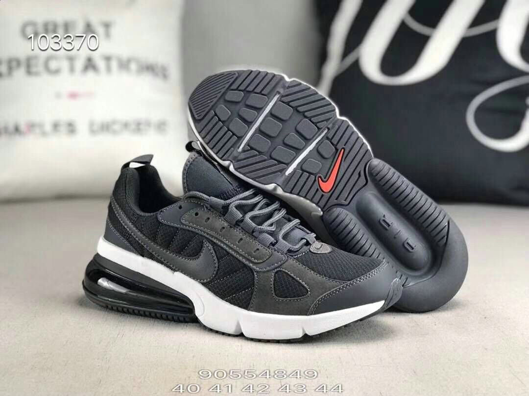 nike air max 270 medium olive black total orange white