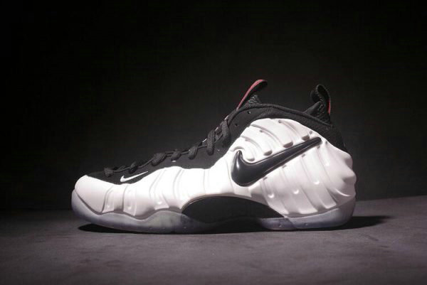 Cheap Wholesale Nike Air Foamposite Pro He Got Game Pearl White Black-True Red 624041-100