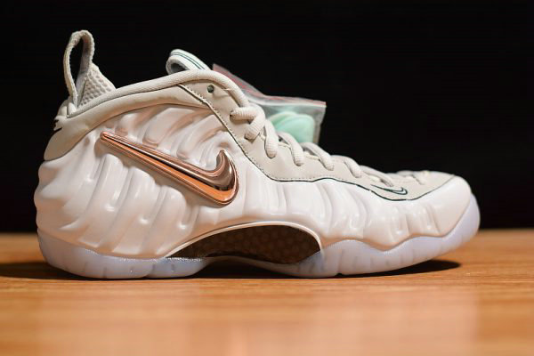 Cheap Wholesale Nike Air Foamposite Pro QS All-Star Vast Grey Black AO0817-001