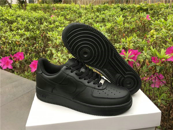 best service 280b0 82659 Cheap Wholesale Nike Air Force 1 All Black For Sale