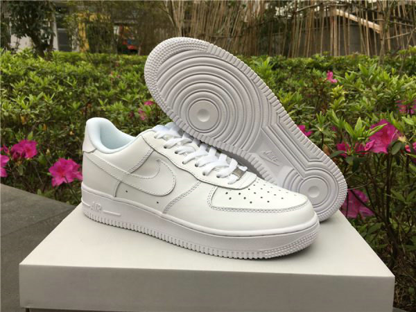 promo code 89acb 5665d Cheap Wholesale Nike Air Force 1 All White For Sale