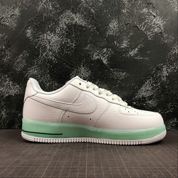 Wholesale Cheap Nike Air Force 1 Upstep Womens 596728-030 Jelly White Gelee Blanc