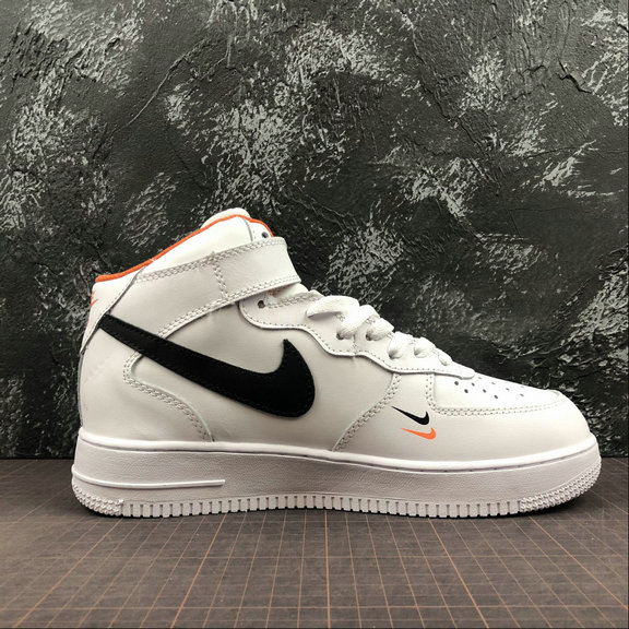 newest 04412 9f20f Wholesale Cheap Nike Air Force 1 x SUPREME Mens Just Do It AQ8650-100 White
