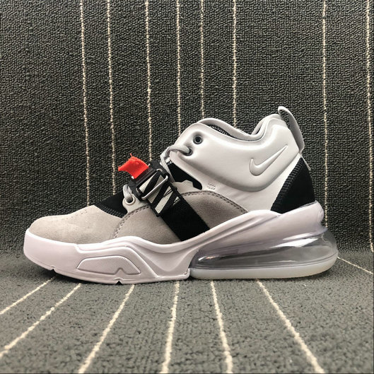 Wholesale Nike Air Force 270 AH6772-002 Cool Grey Black