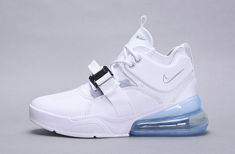 Wholesale Nike Air Force 270 White Blue