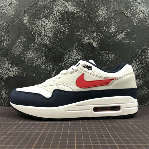 separation shoes 918d2 08903 ... where to buy wholesale nike air max 1 875844 006 wht vrsty red mn navy  ltzengy