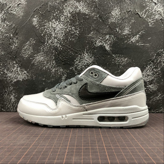 Wholesale Cheap Nike Air Max 1 Centre Pompidou Mens Womens AV3735-001 Grey Gris