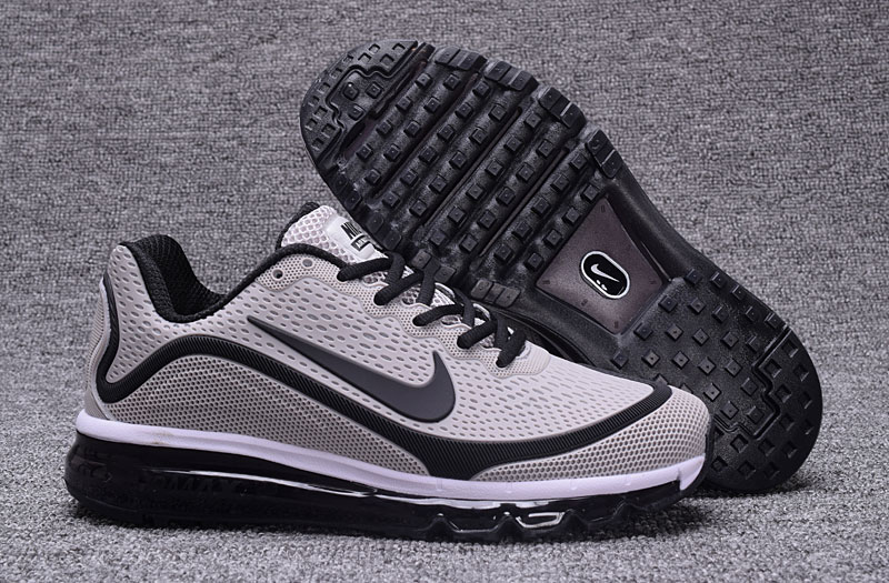 Nike Air Max 2017 Grey Black 898013-120 Cheap Wholesale Air Max