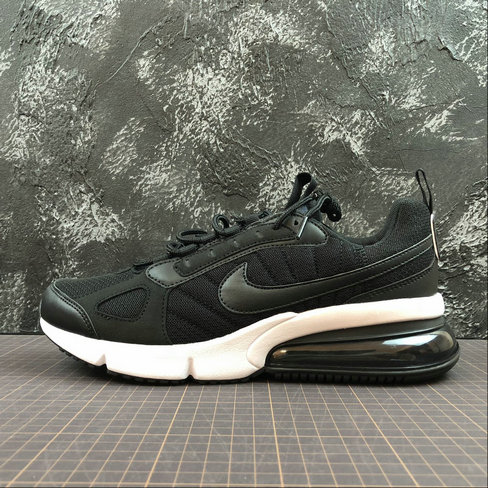 6d06b360549 Cheap Wholesale Nike Air Max 270 SE Black White Green Running Shoes ...