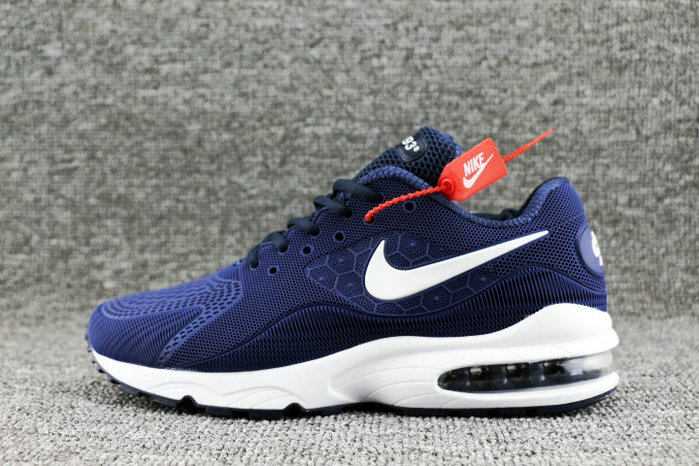 Wholesale Nike Air Max 93 OG Royal Blue White Black