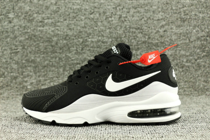 Wholesale Nike Air Max 93 OG White Black