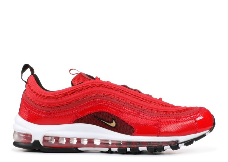 Cheap Wholesale Nike Air Max 97 Cr7 Golden Patchwork