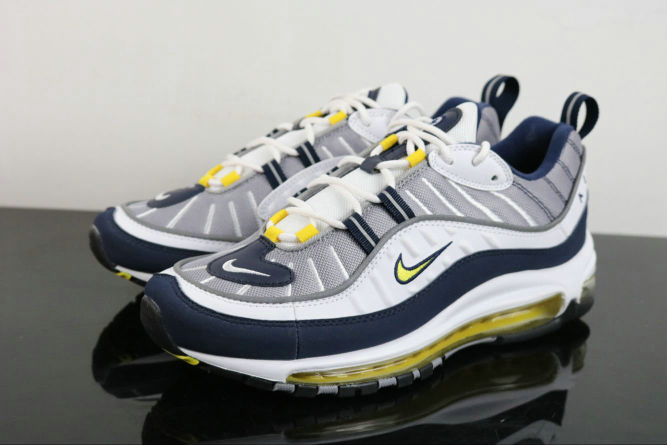 Wholesale Cheap Nike Air Max 98 Tour Yellow Releases January 26th