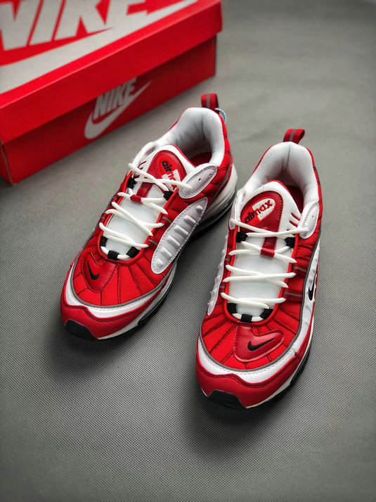 Wholesale Cheap Nike Air Max 98 University Red Release Date