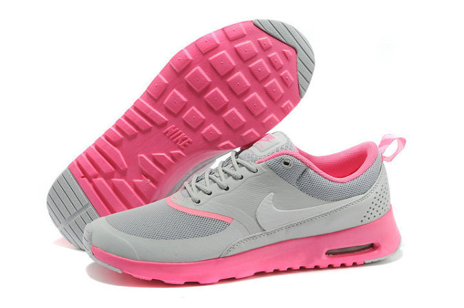 Nike Air Max Thea Grey Pink