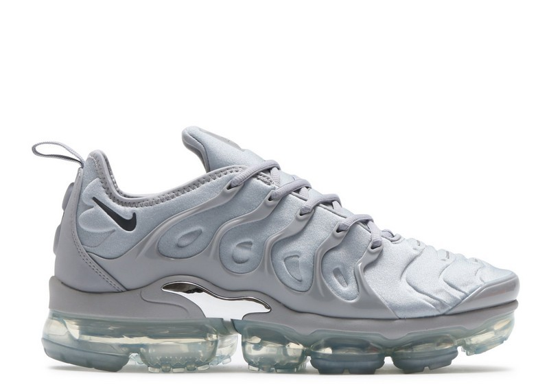 fd8ba4188ec59 Cheap Wholesale Nike Air Vapormax Plus 924453-005 Wolf Grey Dark Grey  Metallic Silver